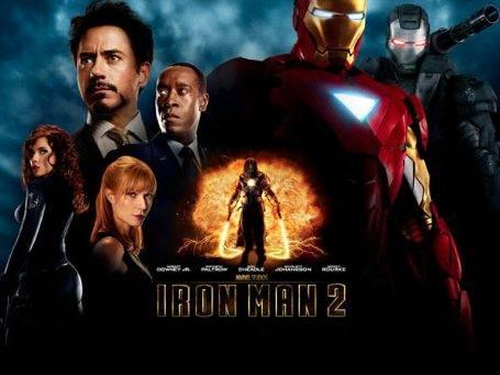 Iron man online slot