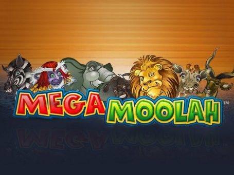 Mega Moolah online slots