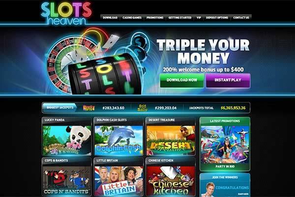 slots casino online payment methods