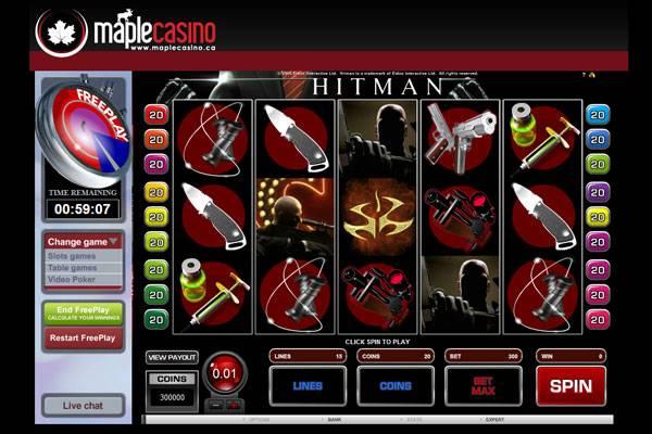 Maple Casino Slots
