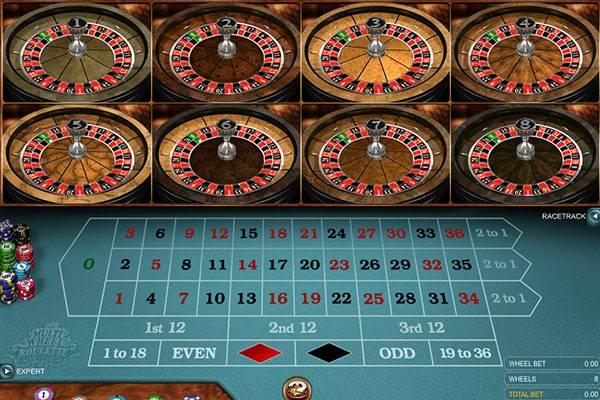 Vegas Palms Casino Roulette