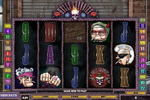 Vegas Palms Casino Slots