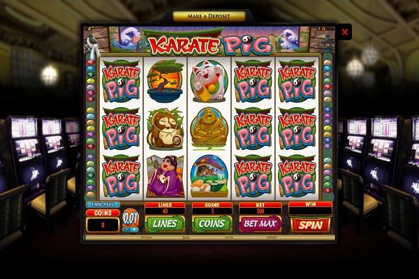 Hippodrome online slots