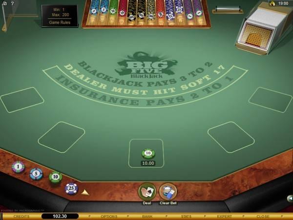 7 Sultans Online Blackjack