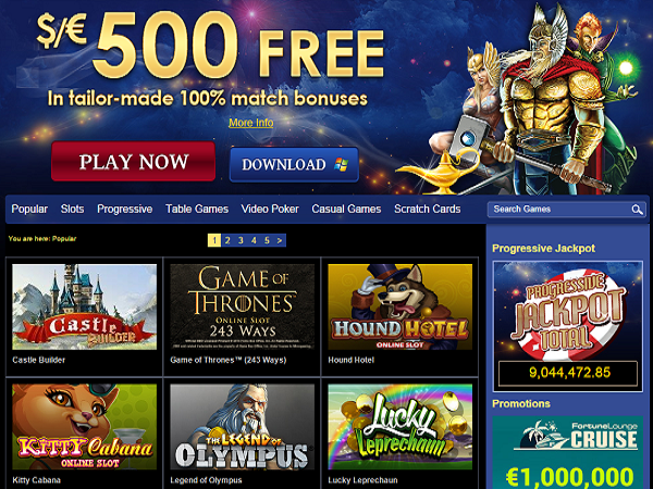 online casino canada review
