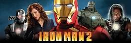 Iron-Man 2 Slots