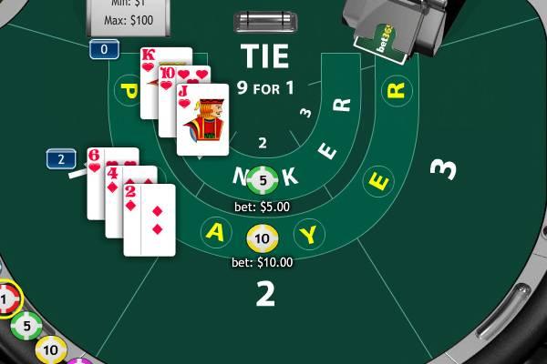 Online Baccarat | up to $400 Bonus | Casino.com Canada