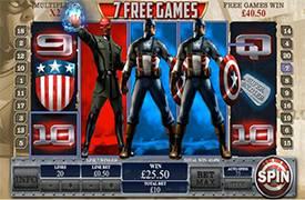Playtech Marvel Thumbail