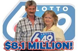 Edmonton Couple Grabs Their Third Lotto Win Thumbnail