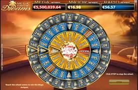 Mega Fortune Dreams Jackpot Thumbnail