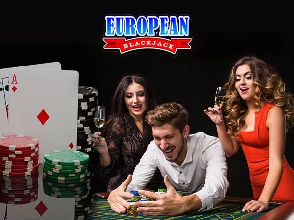 Play European Blackjack