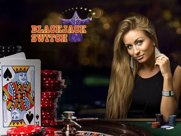 Play Blackjack Switch