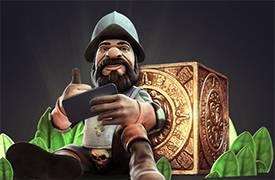 NetEnt Gonzo's Quest Thumbnail