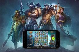 Viking Runecraft Slot Thumbnail
