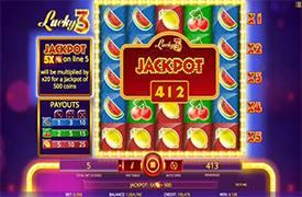 Lucky 3 Slot Thumbnail