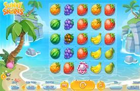 Sunny Shores Slot Thumbnail