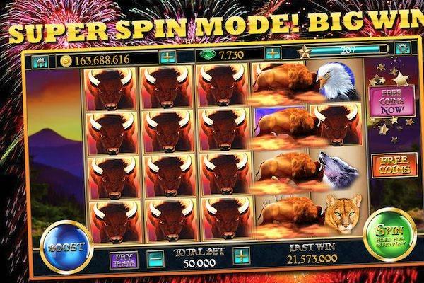Buffalo jackpot