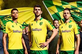 Norwich City FC LeoVegas Thumbnail