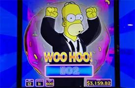 The Simpsons Scientific Games Thumbnail