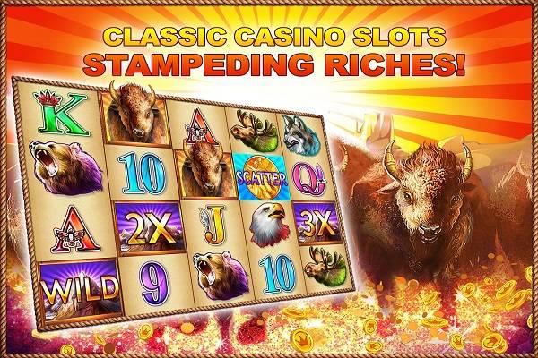 Buffalo jackpot casino