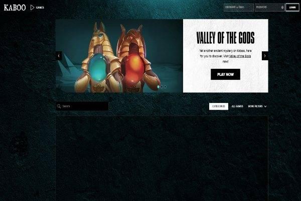 Kaboo casino online slots