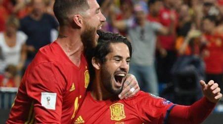 Bet on Spain