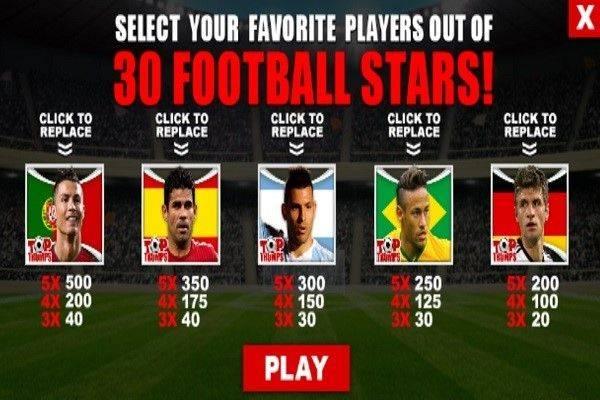 World cup stars