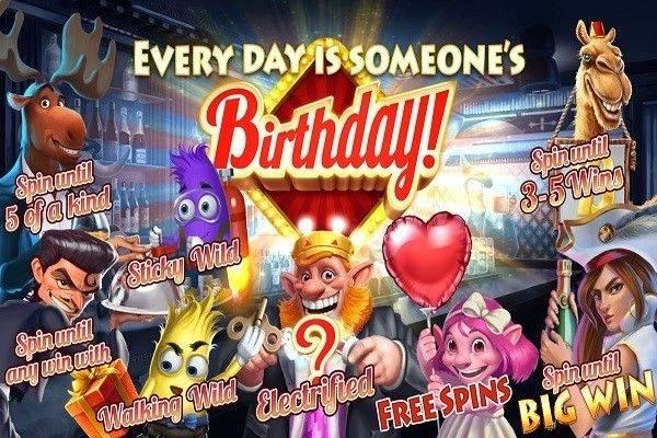 ELK Birthday