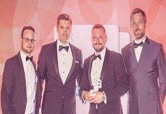 Prestigious awards ceremony