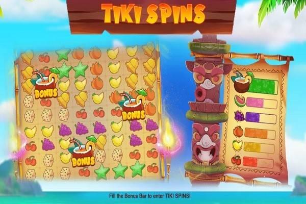Tiki Spins image