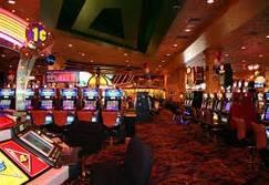 beautiful casino interior