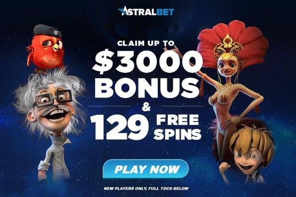 AstralBet Screenshot