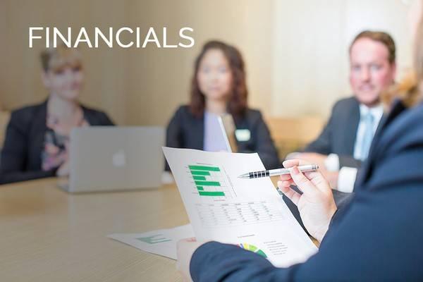 Financials - online-casinos-canada