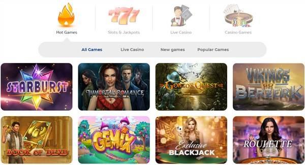 pelaa casino online slots - online casinos canada