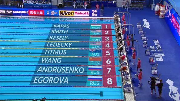 Maggie MacNeil Wins Gold at World Aquatic Championships