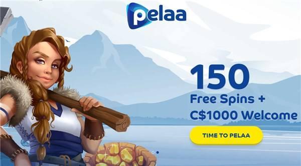 Pelaa casino welcome offer - online casinos canada