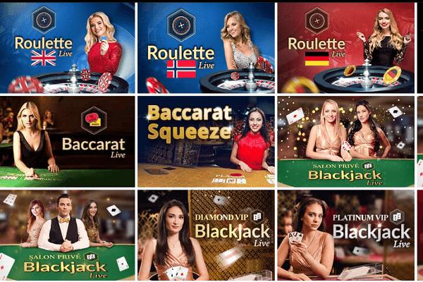 Generation Vip screenshot live casino - online-casinos-canada.ca