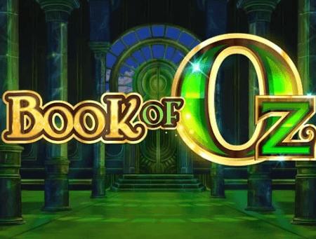Book of oz Logo - Online Casinos Canada