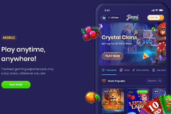 Jinni casino mobile casino -online-casinos-canada.ca