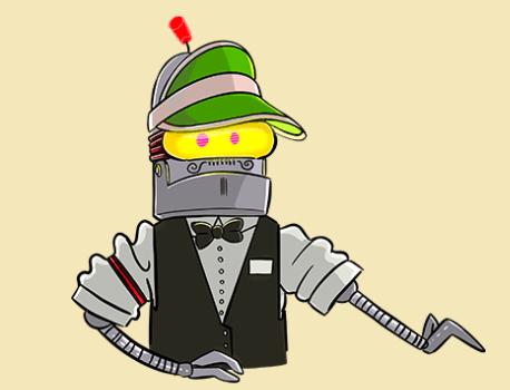 Casoola support Robot