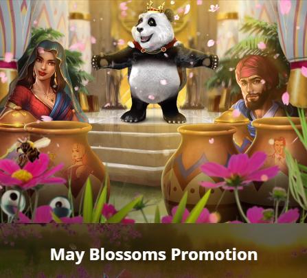 Royal Panda Blossom Promo