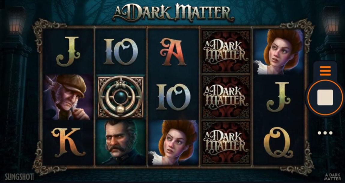 A Dark Matter Slot